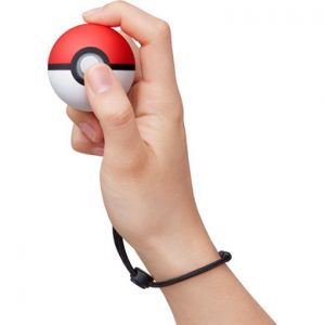 pokeball plus-controler